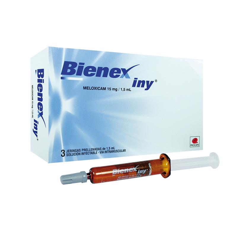 BIENEX 15MG/1.5ML X 3JERIN PRELLENA 1.5ML.PC