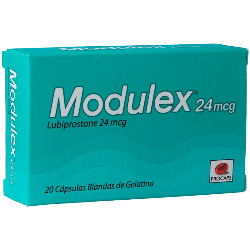 MODULEX 24MCG X 20CAP.BLANDS.GELTN.PC