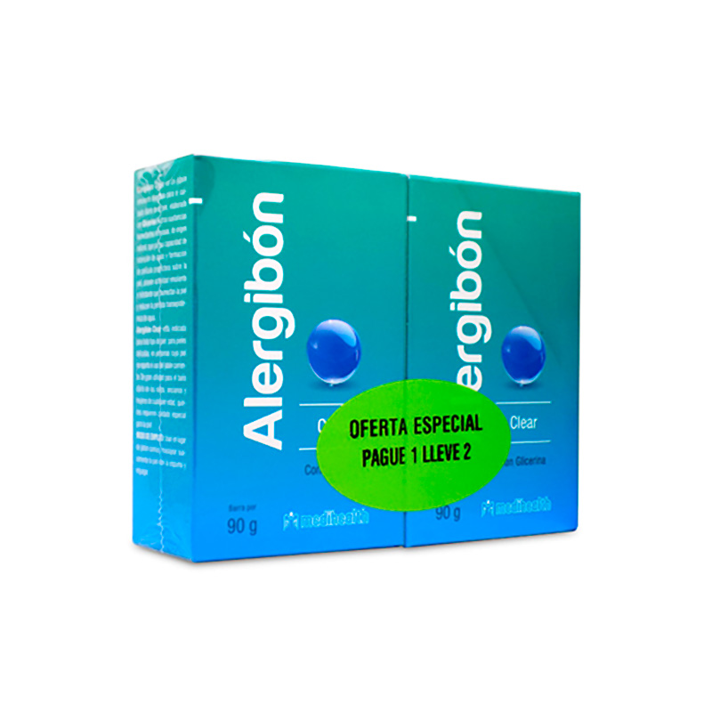 ALERGIBON CLEAR X 2 X 90GRC/U.SP