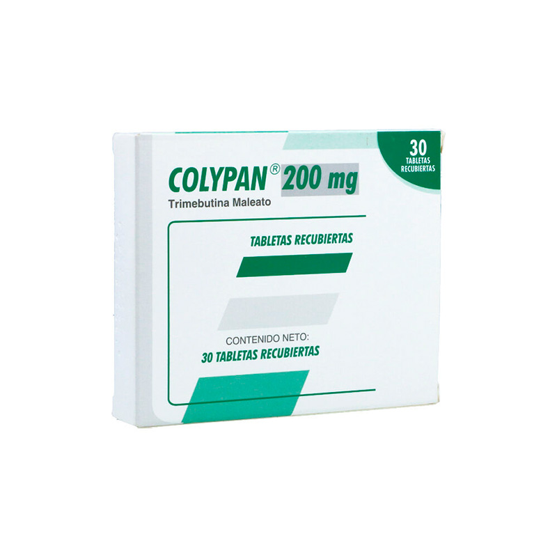 COLYPAN 200MG X 30TAB FC