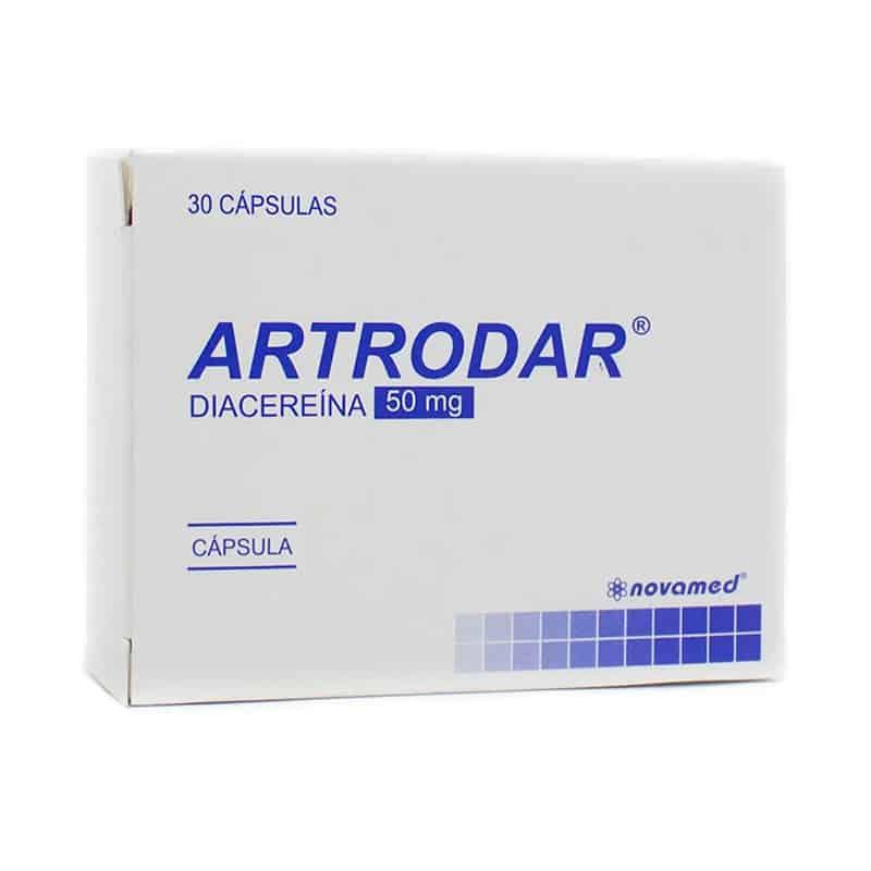 ARTRODAR 50MG X 30CAP.NM