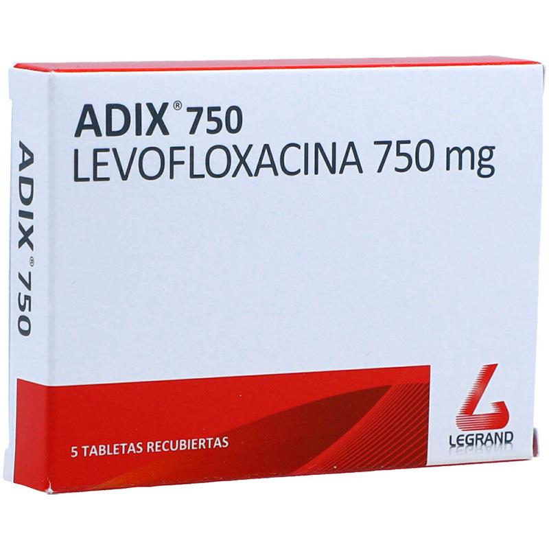 ADIX 750MG X 5TAB.LG