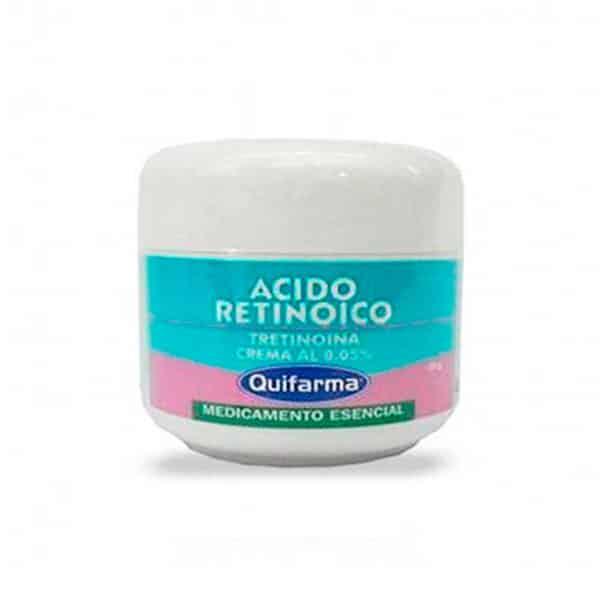 ACIDO RETINOICO CREMA X 30GR.QUIFARM.