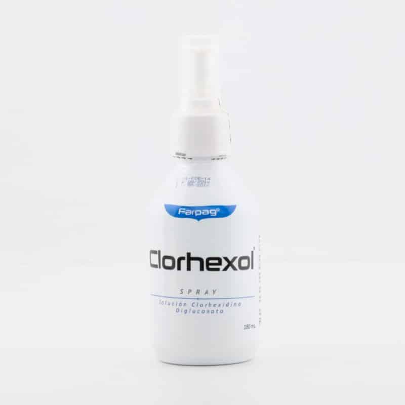 CLORHEXOL SPRAY X 180ML.FP