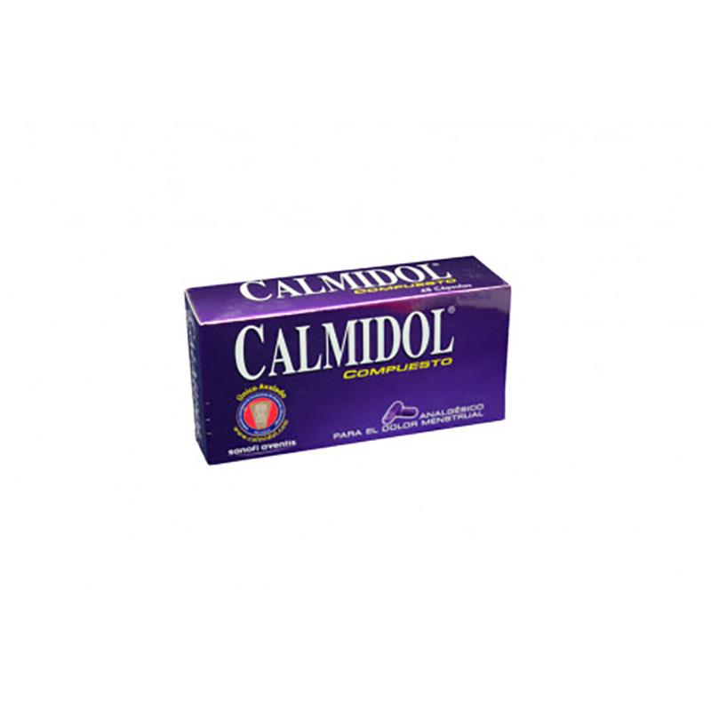 CALMIDOL COMPUESTO X 48CAP.SF