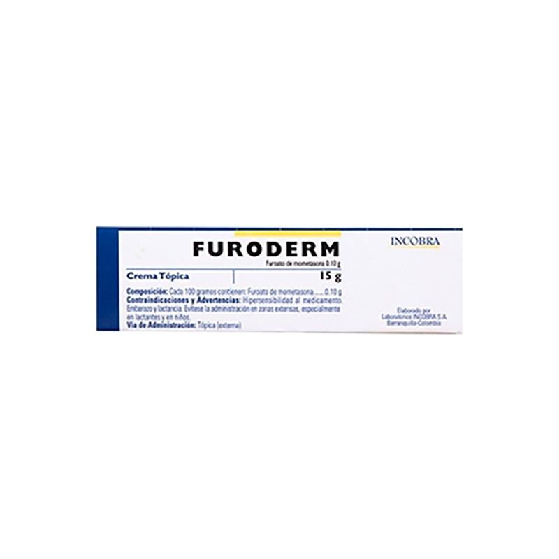 FURODERM CREMA X 15GR.IC