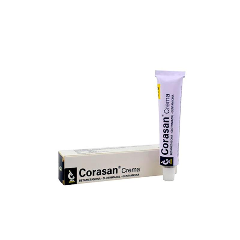 CORASAN CREMA X 20GR IB