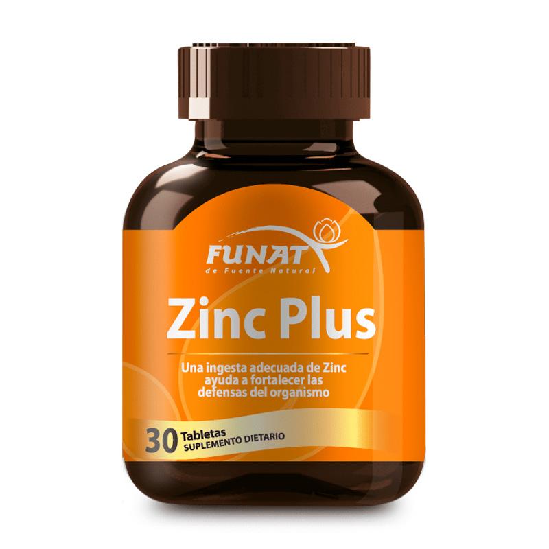 ZINC PLUS X 30TAB.FT