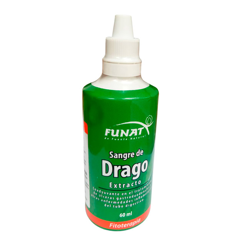 SANGRE DE DRAGO EXTRACTO X 60ML.FT