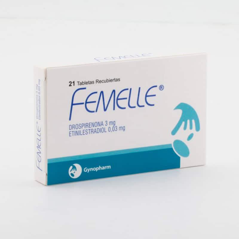 FEMELLE 0.03MG X 21TAB.LF