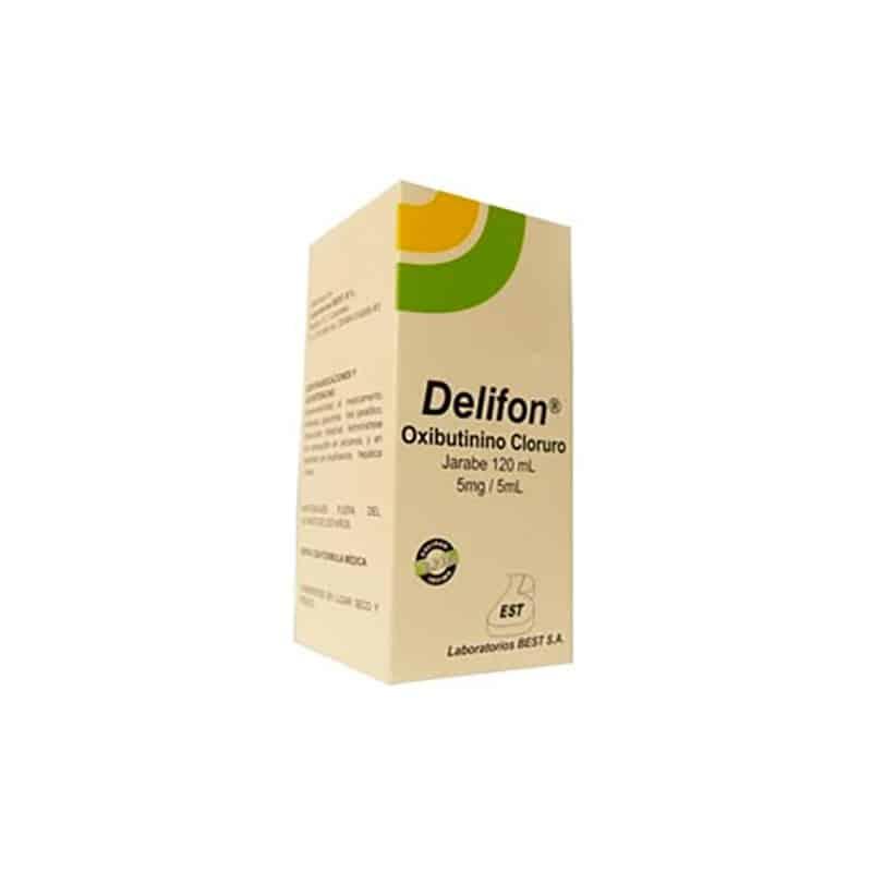 DELIFON 5MG/5ML X 120ML.BEST