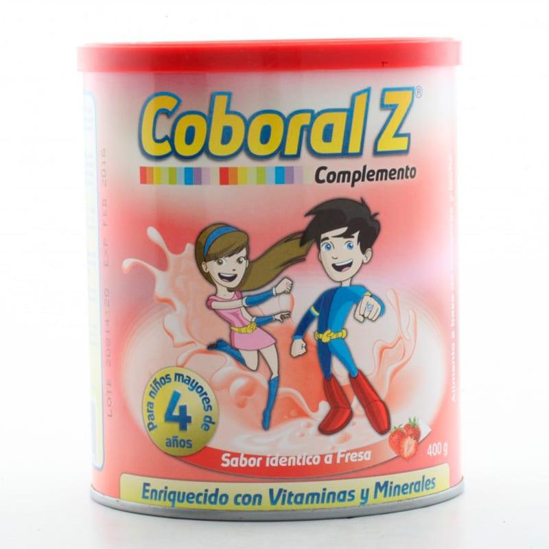 COBORAL Z COMPLEMENTO FRESA X 400GR.LB