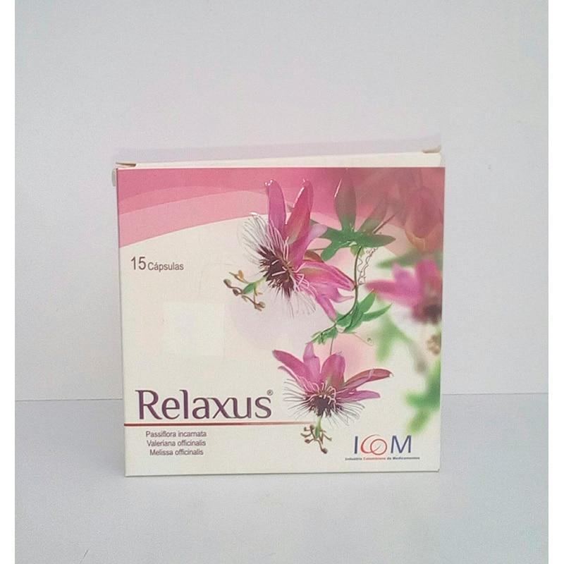 RELAXUS X 15CAP.IC