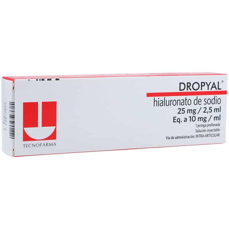 DROPYAL 25MG/2.5ML EQ.A 10MG/ML. X 1AMP.TF