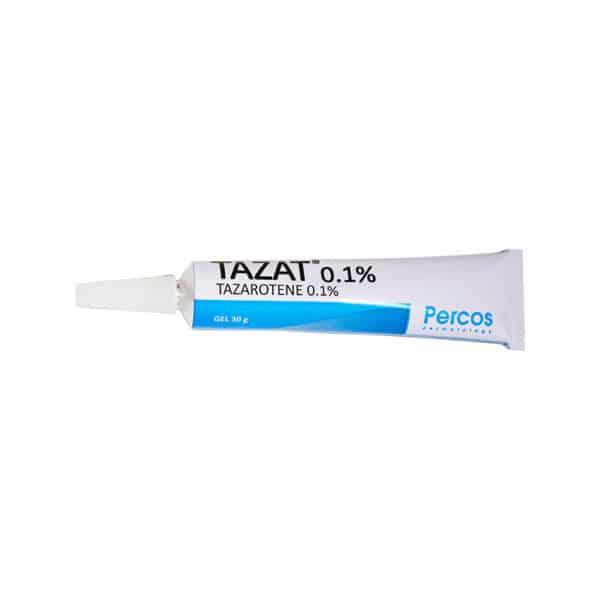 TAZAT 0.1% GEL X 30GR.PRC