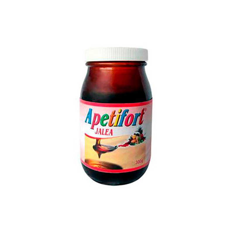 APETIFORT JALEA X 300GR.NF