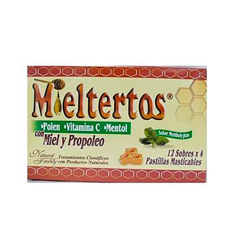 MIELTERTOS X 12SOB X 4UD NF