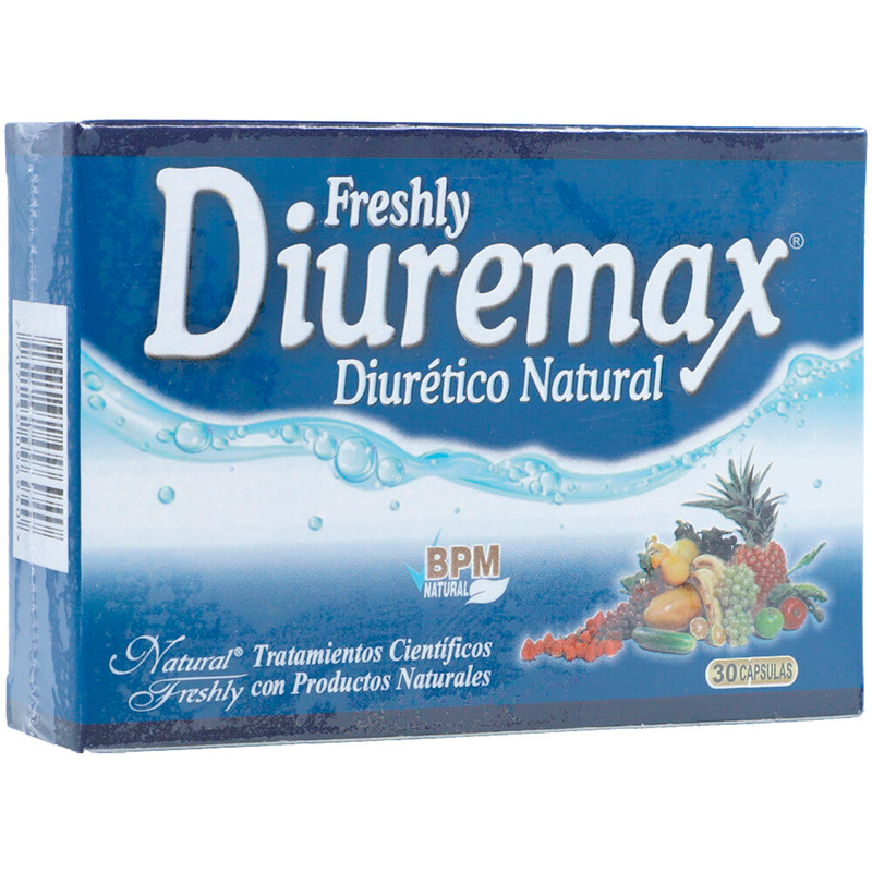 FRESHLY DIUREMAX X 30CAP.NF