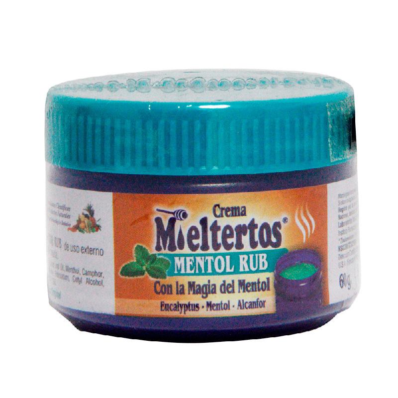 MIELTERTOS MENTOL RUB X 60GR