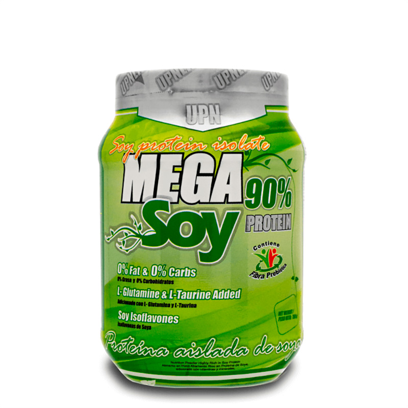 MEGA SOY 90% PROTEIN X 750GR.UPN