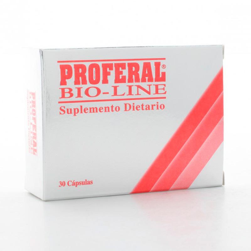 PROFERAL X 30CAP.LINE