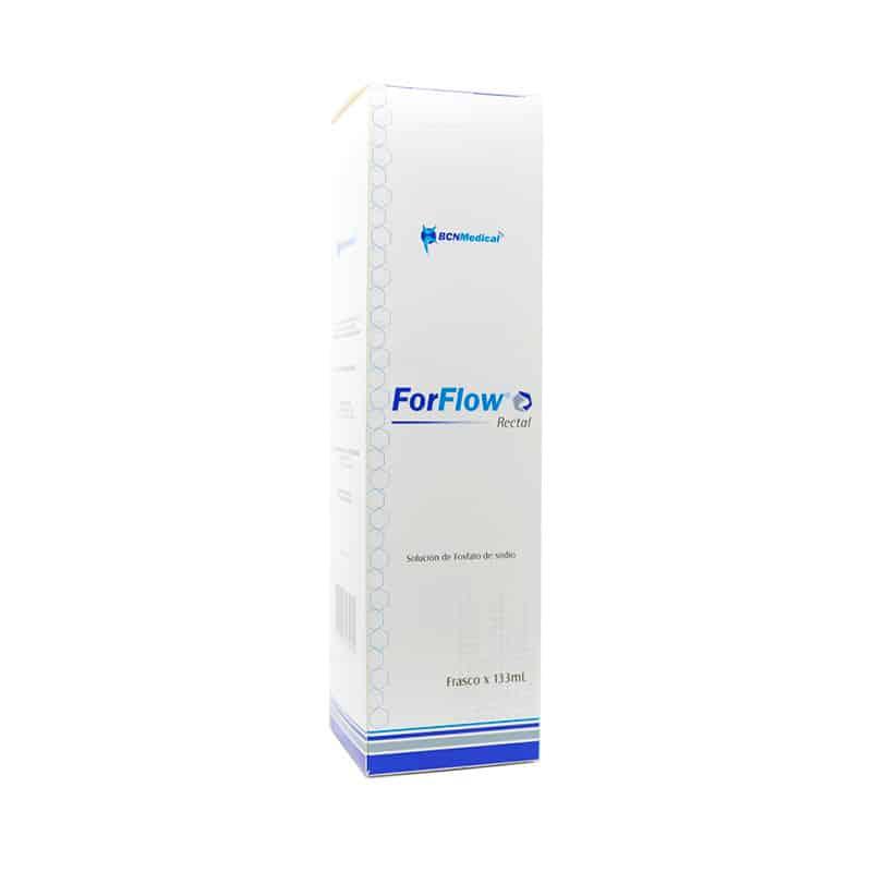 FORFLOW SOL. RECTAL X 133ML.BCN