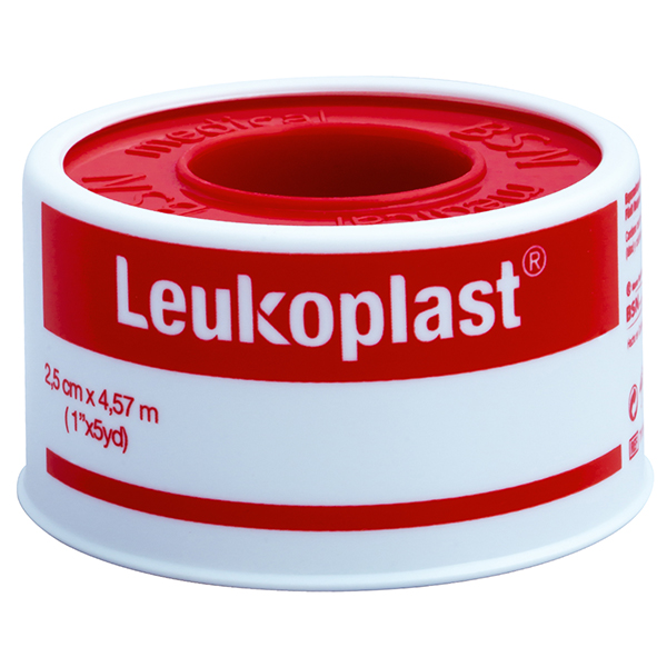 """LEUKOPLAST 1""""X5 BSN"""