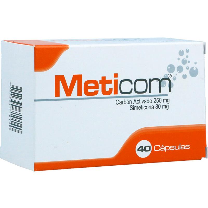 METICON 250MG X 40CAP.NF