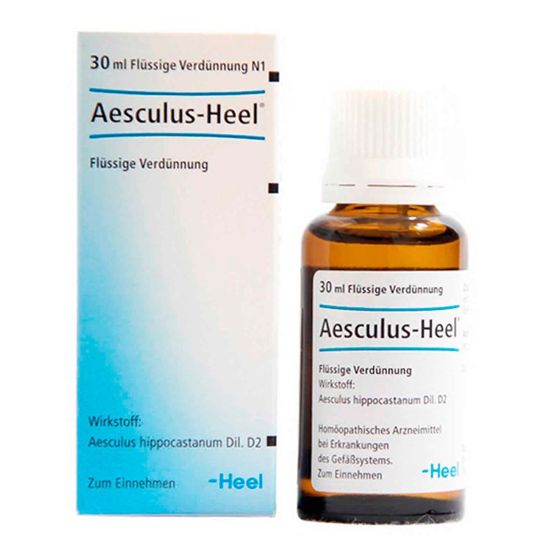 AESCULUS HEEL 30ML GOTAS HEEL