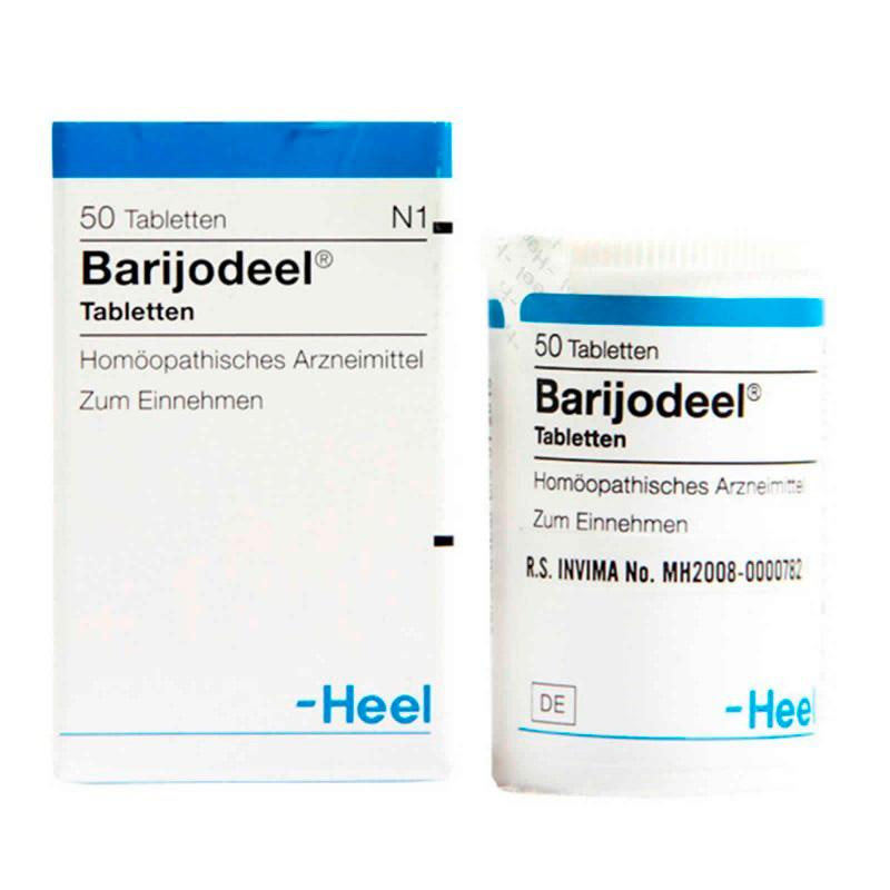 BARIJODEEL X 50TAB.H