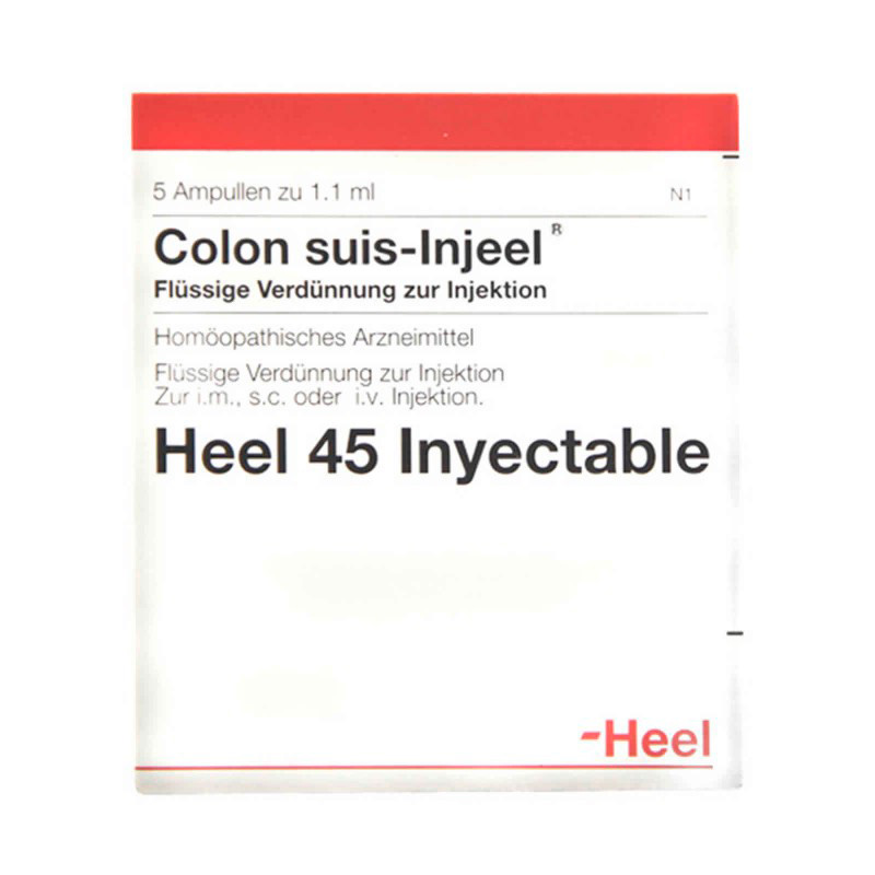 COLON SUIS-INJEEL 5 AMP. 1.1 ML HC