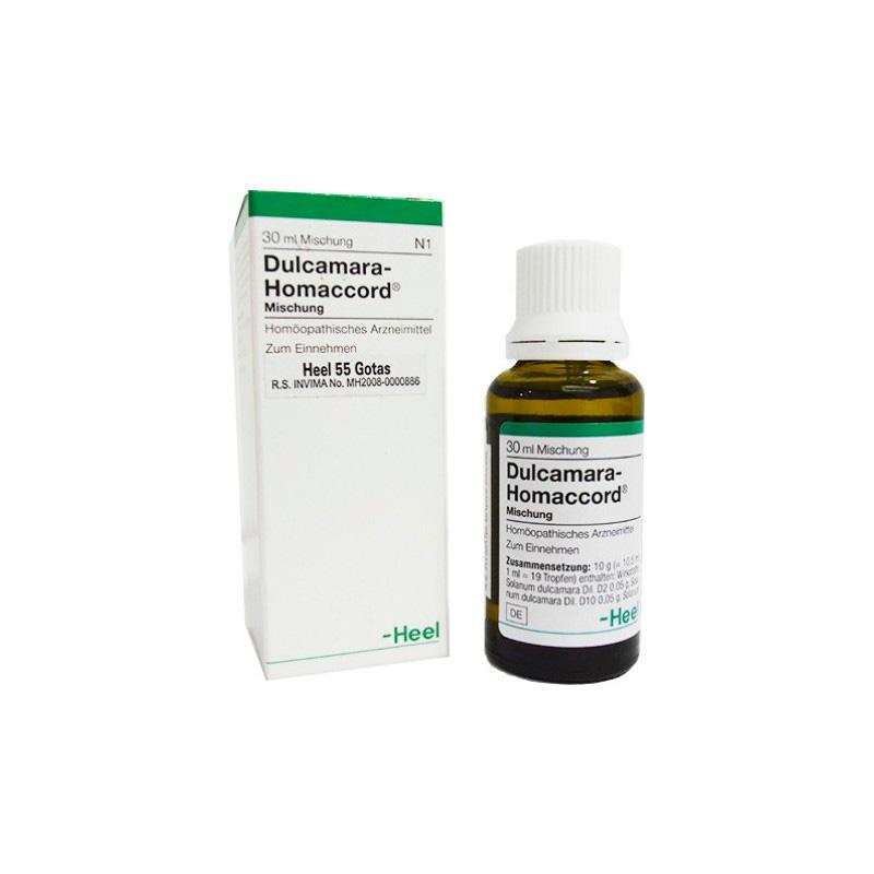 DULCAMARA-HOMACCORD GOT. 30 ML HC