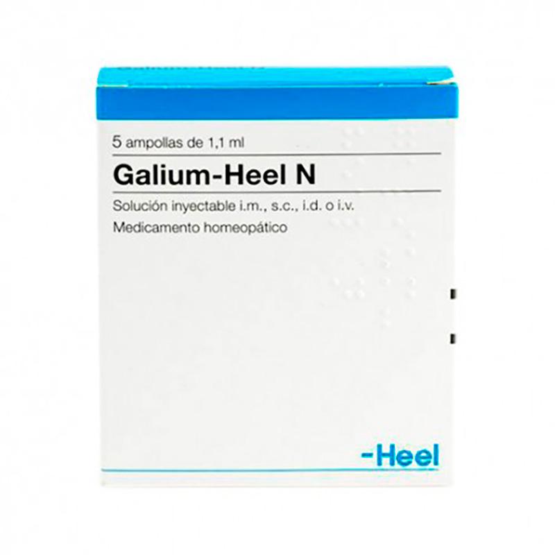 GALIUM-HEEL N X 5AMP. HC