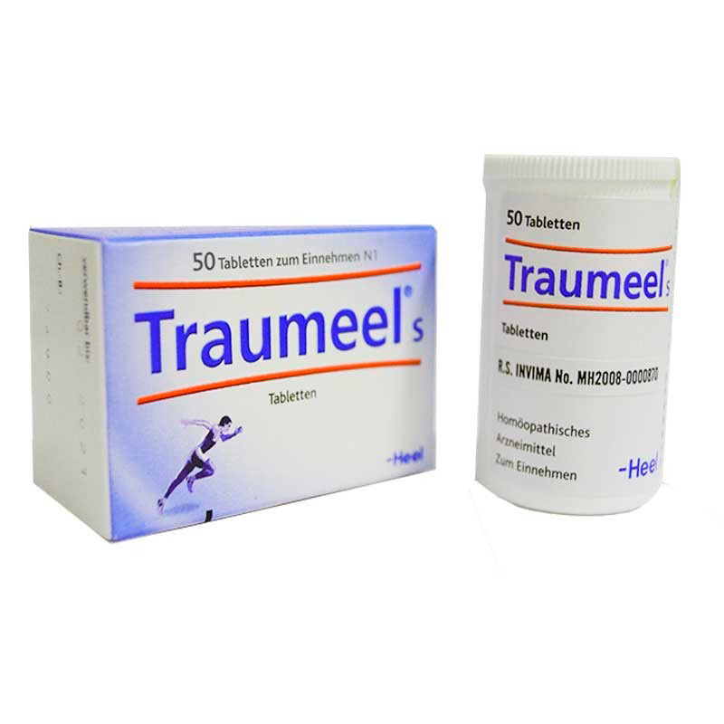 TRAUMEEL S X 50TAB.HC