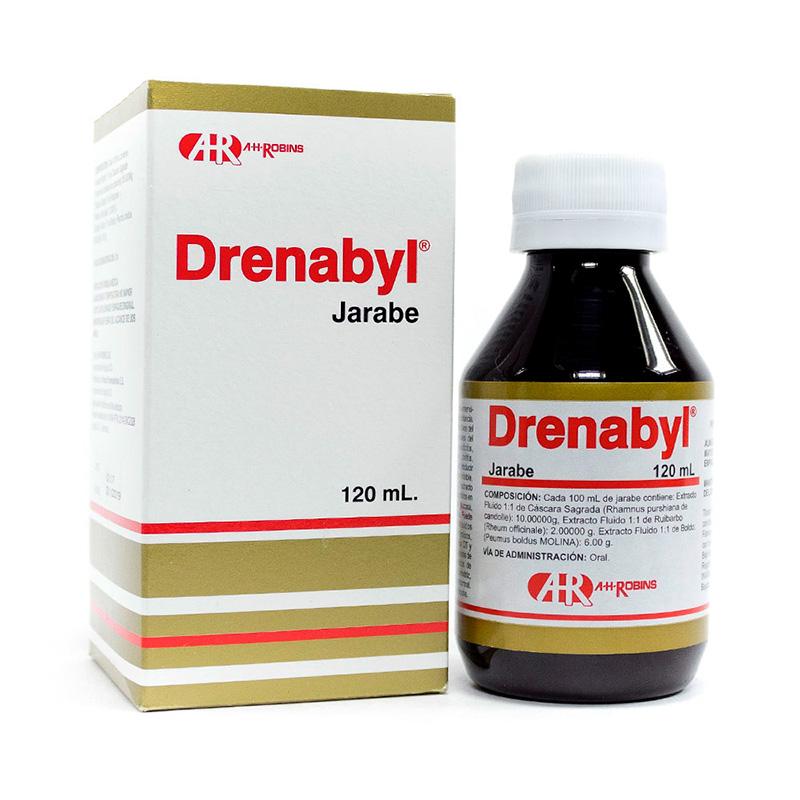 DRENABYL JARABE X 120 ML