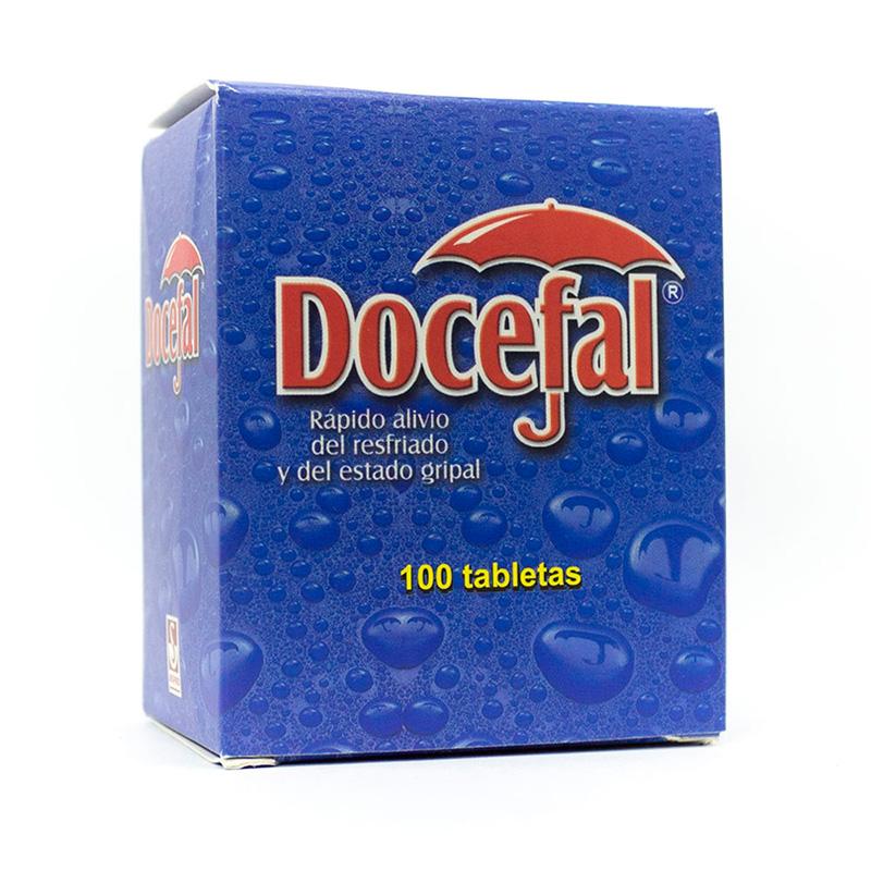 DOCEFAL 100  TBS(A) SF