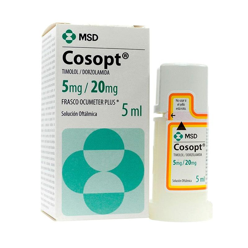 COSOPT 5MG/20MG SOL.OFTAL. X 5ML.MP