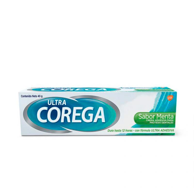 COREGA ULTRA MENTA CREMA X 40GR.GSK