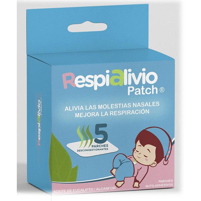 RESPIALIVIO PATCH X 5 PARCHES PC