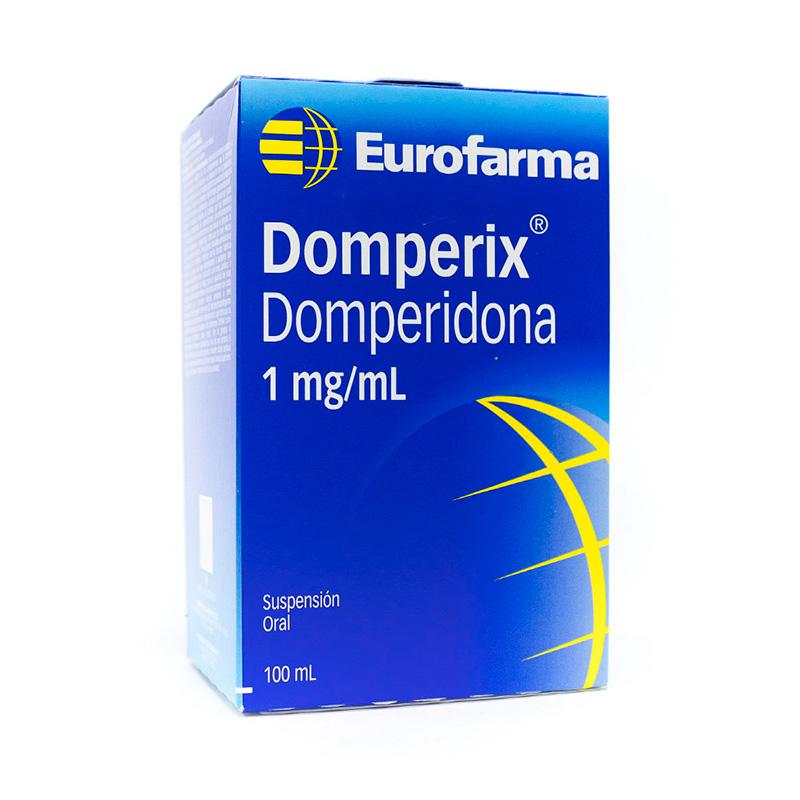 DOMPERIX SUSP.1MG/ML X 100ML.EF