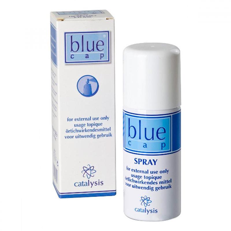 BLUE CAP SPRAY ANTICASPA X 100ML.EM